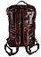 Рюкзак трансформер 2 в 1 кожаный Vintage 20207 Коричневый, фото 4