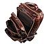 Рюкзак трансформер 2 в 1 кожаный Vintage 20207 Коричневый, фото 6