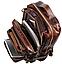 Рюкзак трансформер 2 в 1 кожаный Vintage 20207 Коричневый, фото 9