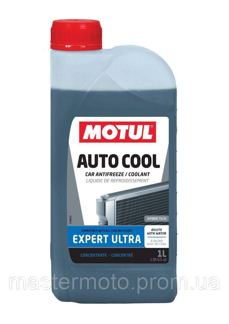 Антифриз MOTUL AUTO COOL EXPERT ULTRA (1L)/109113