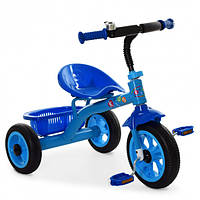 Велосипед детский трехколесный Bambi M 3252-B Blue