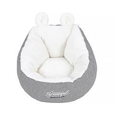 Лежак для домашних животных Hoopet HY-1800 размер S кошачий домик