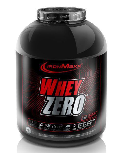 Протеїн IronMaxx Whey Zero 980 г