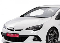 Реснички на Opel Astra J