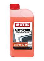 Антифриз MOTUL AUTO COOL OPTIMAL ULTRA G12 109117 (концентрат), 1л.
