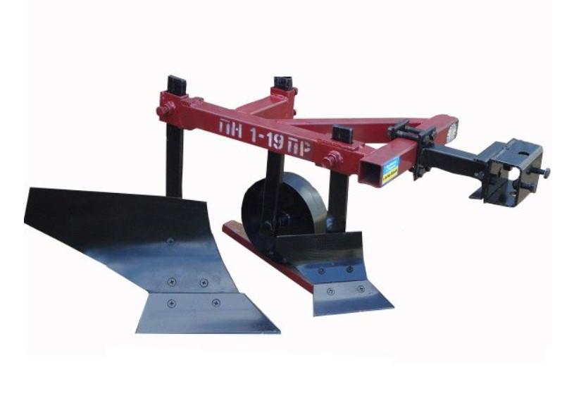 Плуг для мототрактора ПН-1-19 ПР