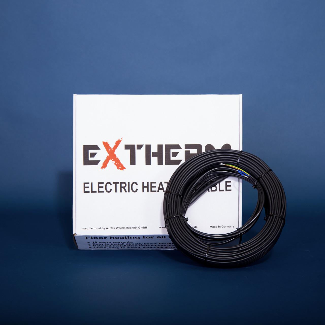 Кабель нагревательный двужильный ETС ECO 20-400
