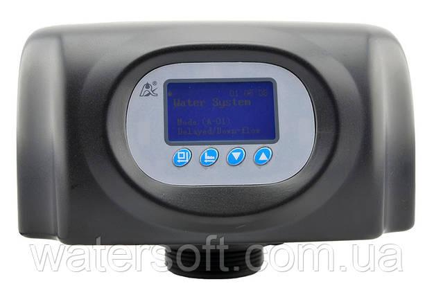 Автоматичний клапан управління RUNXIN F82B - реагентний на зм'якшення, фото 2