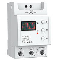 Терморегулятор для электрокотла 230v TERNEO RK 32A