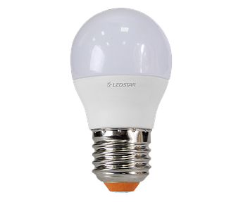 Светодиодная лампа Ledstar G45-3W-E27-280lm-4000К-(LS-101745)