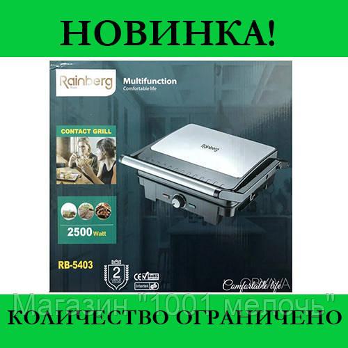 Электро Гриль RB-5403