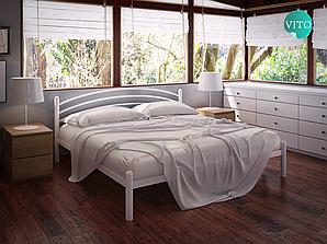 Металлическая кровать Маранта. ТМ Тенеро