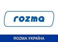 Трубы полипропиленовые и фитинги Rozma (Украина)