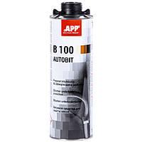 Засіб для захисту шасі Autobit, під пістолет, APP, B100, чорний, 1l, 050601