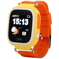Детские смарт-часы с GPS трекером Q90