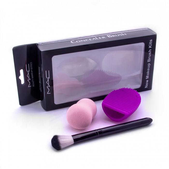 Набор для макияжа MAC(примятая упаковка)