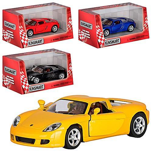 Машина метал.инерционная Porsche Carrera GT