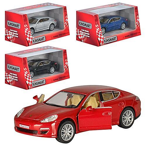 Машина метал инерционная Porsche Panamera