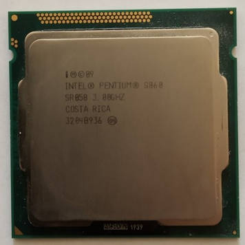 Процессор Intel Pentium G860 3,00 GHz