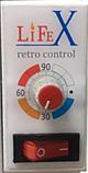 Керамический полотенцесушитель с терморегулятором LIFEX ПСК400R Duo, фото 6