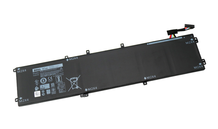 Оригинальная батарея Dell Precision M5520 M5510 Series ( 6GTPY - 11.4V 97Wh 8333mAh ) - Аккумулятор, АКБ