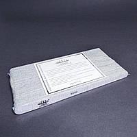 Пилочки для ногтей капля Master Professional,  80/80 грит, упаковка 50 шт