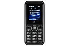 Мобільний телефон 2E S180 DualSim Black (Чорний), фото 3