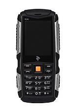 Мобильный телефон 2E R240 Dual Sim Black (Черный), фото 2