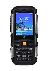 Мобільний телефон 2E R240 Dual Sim Black (Чорний), фото 3