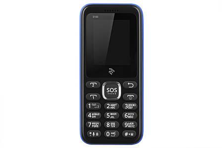 Мобільний телефон 2E S180 DUALSIM Blue (Синій), фото 2