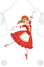 Набор для творчества Janod Модное наряд Балерины (J07839), фото 3