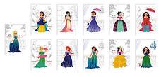 Набір для творчості Janod Модне вбрання Неймовірні сукні (J07837), фото 2