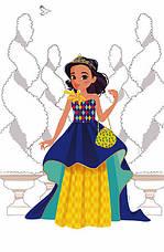 Набір для творчості Janod Модне вбрання Неймовірні сукні (J07837), фото 3