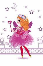 Набір для творчості Janod Модне вбрання Маленькі феї (J07841), фото 2