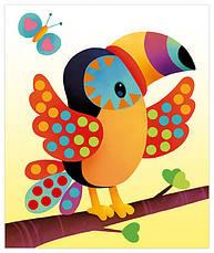 Набор для творчества Janod Карточки с наклейками Животные (J07788), фото 3
