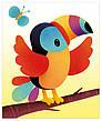 Набір для творчості Janod Картки з наліпками Тварини (J07788), фото 3