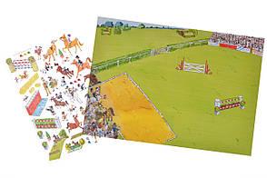 Переводные наклейки Scribble Down Соревнования Пони (SD / 12), фото 2
