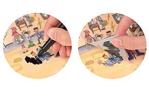 Перевідні наклейки Scribble Down Змагання Поні (SD/12), фото 2