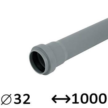 Труба 32 Ostendorf внутренняя 1000