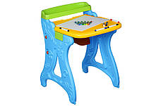 Столик-мольберт Same Toy Блакитний (8815Ut), фото 2