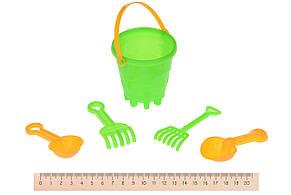 Чарівний пісок Same Toy Omnipotent Sand Підводний світ 500 г 9 шт. Бузковий (HT720-3Ut), фото 3