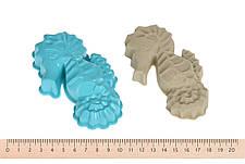 Волшебный песок Same Toy Подводный мир 900 г Натуральный (NF9888-3Ut), фото 2