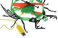 Іграшковий дрон Auldey Drone Force Жук-захисник Stinger (YW858140), фото 2
