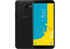 Смартфон Samsung Galaxy J6 (J600F) 2/32GB Black Stock B