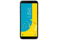 Смартфон Samsung Galaxy J6 (J600F) 2/32GB Black Stock B, фото 2