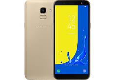 Смартфон Samsung Galaxy J6 (J600F) 2/32GB Gold Stock B