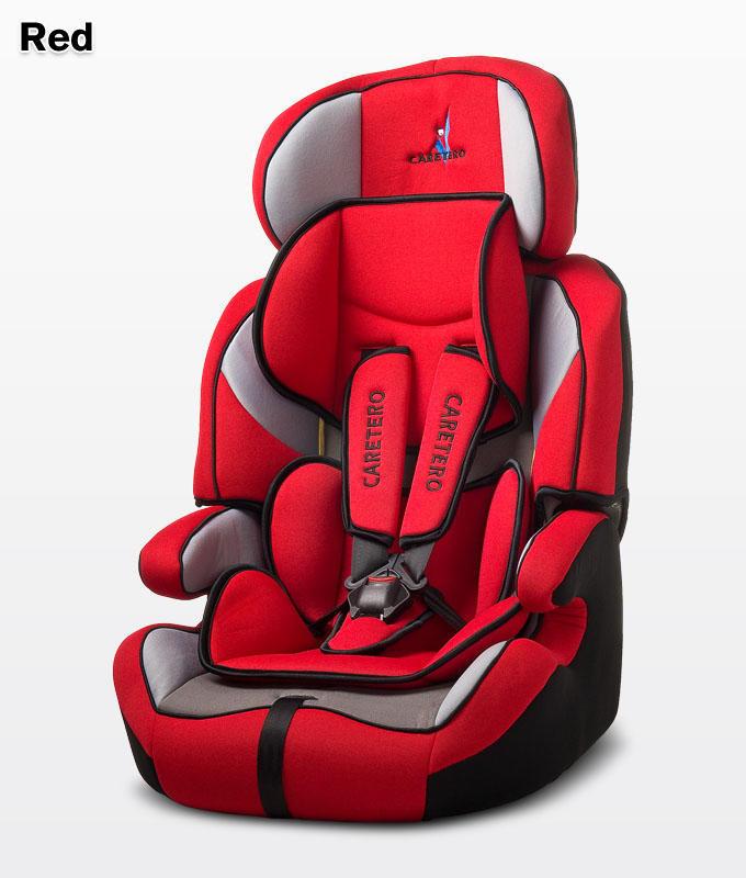Детское автокресло Caretero Falcon red 9-36 кг