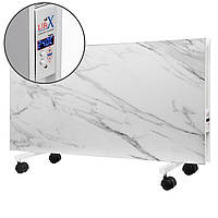 Напольный керамический обогреватель LIFEX Double Floor ПКП1000 (белый)