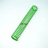 Пружина для силиконовых шлангов кальяна цветная, фото 4