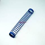 Пружина для силиконовых шлангов кальяна цветная, фото 6